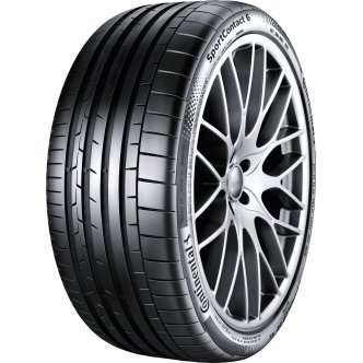Continental SportContact 6 Seal, FR 235/40 R18 nyárigumi