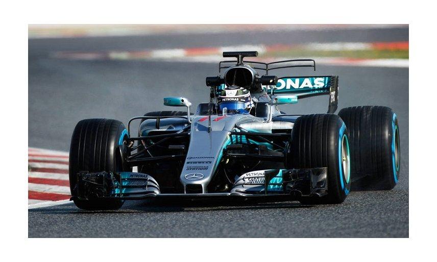 Mercedes F1 2017
