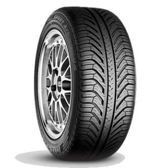 Michelin PILOT SPORT A/S PLUS  GRNX nyárigumi