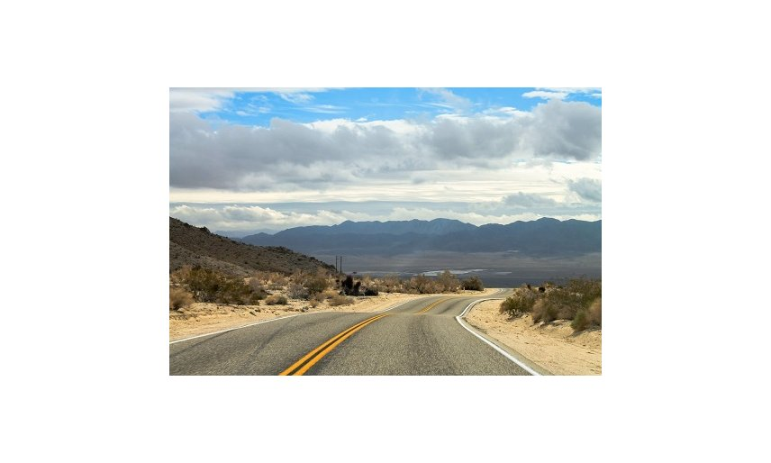 road 66 california