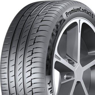 Continental PremiumContact 6 Peremvédő 235/45 R17 nyárigumi